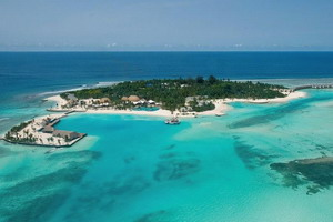 Promotions - Séjour balnéaire - Maldives - Holiday Inn Resort Kandooma 4* Maldives OFFRE SPECIALE