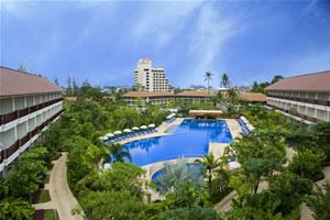 Séjour balnéaire - Thaïlande - Centara Karon Resort 4* Phuket, Thailande