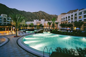 Séjour balnéaire - Oman - Shangri-La's Barr Al Jissah Resort and Spa (Al Waha) 5* Oman