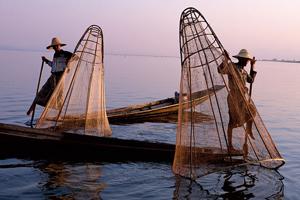 Circuit organisé en groupe - Birmanie - La Cantate de l'Irrawady : cabine Supérieure - Birmanie