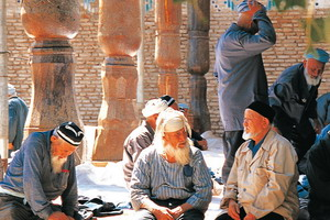 Circuit organisé en groupe - Ouzbékistan - Princes d'Ouzbékistan