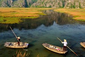 Circuit organisé en groupe - Cambodge - Vietnam - Royaumes d'Indochine - Vietnam, Cambodge