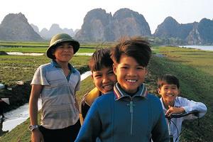 Circuit organisé en groupe - Vietnam - Mosaïque vietnamienne